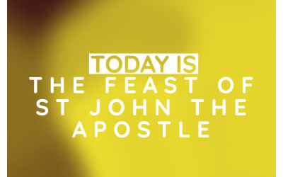 Feast of St John the Apostle and Evangelist