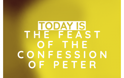 Feast of the Confession of Peter
