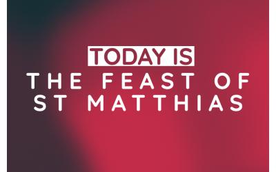 Feast Day of St Matthias, Apostle
